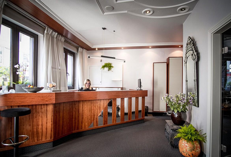 Hotel Fackelmann Mitten In N 252 Rnberg